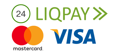 оплата visa master card